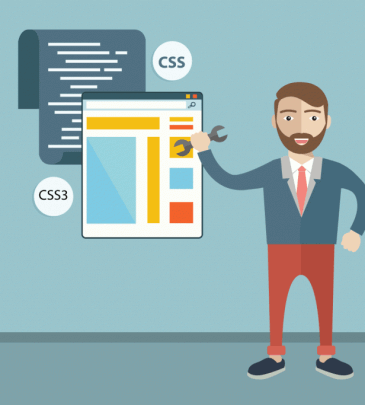 CSS for beginners from sctrach
