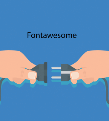 Fontawesome for you website