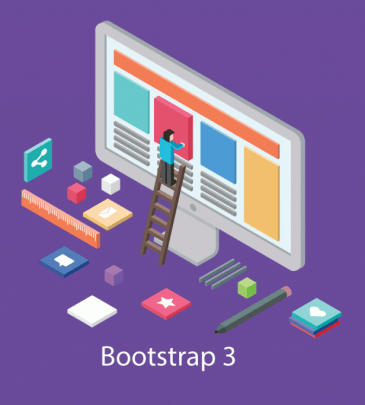 Bootstrap 3 from scratch for beginners