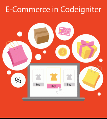 E-commerce in Codeigniter