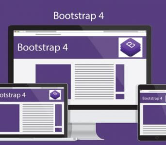 The Complete Bootstrap series from bootstrap 3 to bootstrap 4 with five projects