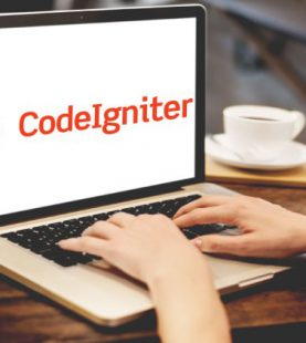 Crud operation in codeigniter 4 with Bootstrap 4